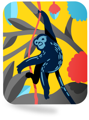 Coloring-Watch-for-Apple-Watch_Monkey